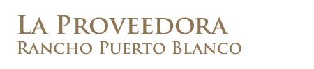 Rancho Puerto Blanco